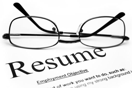 job tips resume writing