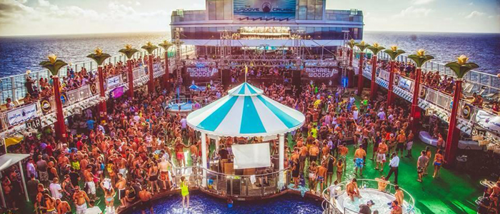 The Groove Cruise by Day - EDMJobs