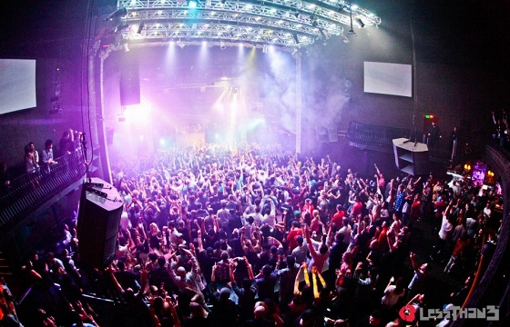 Avalon Hollywood EDM Jobs