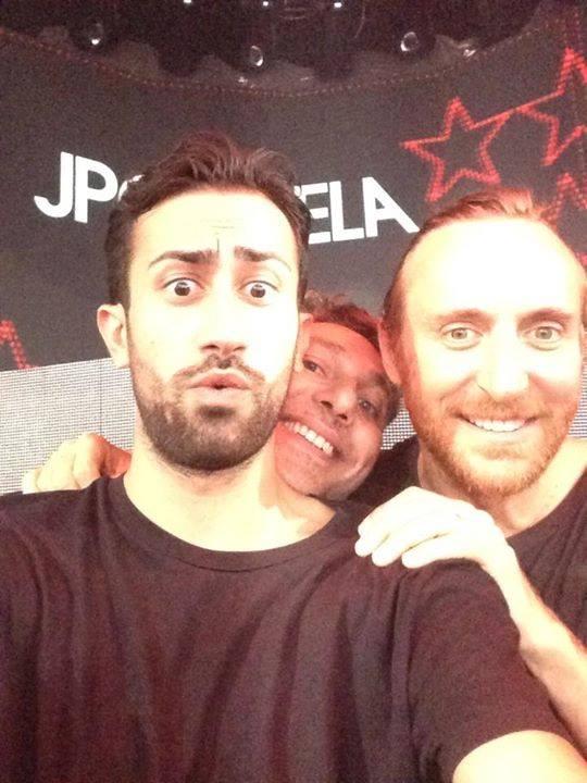 Mindshake and David Guetta
