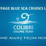 Voyage Blue Sea